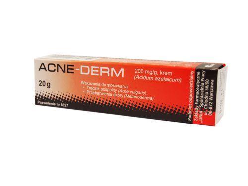 acne derm