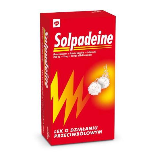Solpadeine