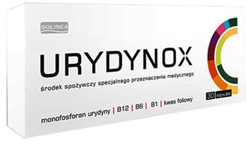 Urydynox 30 kapsułek